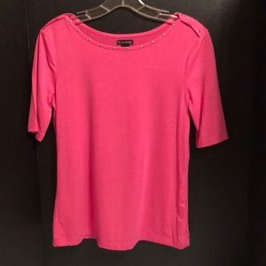 New directions top.  Pullover, . Pink. S